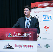 Advisen's Casualty Insights Conference on March 26, 2015 (Photo: www.JeffreyHolmes.com)