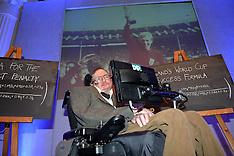 MAY 28 2014 Professor Stephen Hawking World Cup