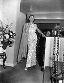 1957 – 17/01 Sybil Connolly Fashion Show, Spring Collection