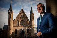 DEN HAAG lijstrekker CDA partijleider Sybrand van Haersma Buma  COPYRIGHT ROBIN UTRECHT