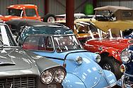 22/07/16 - CHAPPES - PUY DE DOME - FRANCE - AUTO FOLIES - Specialistes de la vente de vehicules anciens - Photo Jerome CHABANNE