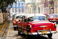 Cuba, La Habana Vieja, old town Havana, Paseo de Marti, Prado, Habana