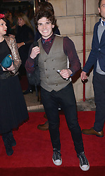 Fra Fee attends Memphis Press Night at The Shaftesbury Theatre, Shaftesbury Avenue, London on Thursday 23rd October 2014