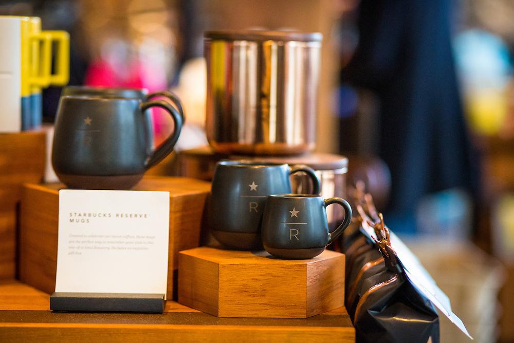 Starbucks Roastery photographed on March 10, 2016. (Joshua Trujillo, Starbucks)