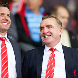 170203 Liverpool's new CEO Billy Hogan
