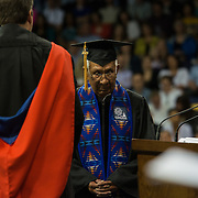 Felix Aripa awarded Doctor of Laws, honoris causa.<br />