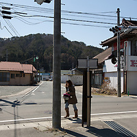Restrictions on residents living in, and visiting their homes and business in Kawauchi, have just been relaxed and approximately 533 people have moved back out of an original town population of 2,856, in Kawauchi, Japan on Friday 6th April 2012. The residents initially left due to fears over high levels of nuclear radiation contamination from the explosions at the Fukushima Daiichi nuclear plant which is approximately 25-30km away from the town. The nuclear plant exploded in the aftermath of the earthquake and tsunami which hit the Tohoku coastline on 11th March 2011.