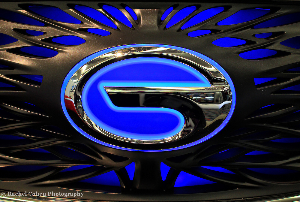 &quot;GAC Concept Car Logo&quot;<br /> <br /> A very cool front grill, and logo on a concept car out of China from the GAC group!!<br /> <br /> Cars and their Details by Rachel Cohen