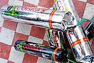 COBRA 6 en COBRA 8  illegaal vuurwerk
