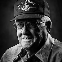Paul Chartrand.Army, WWII, Sergeant.Instructor.1944-1948
