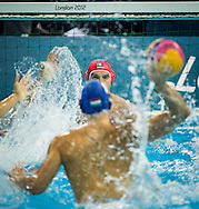 TEMPESTI Stefano italy, VARGA Denes Hungary.Italy Vs. Hungary ITA-HUN.Water Polo Men Quarterfinal.London 2012 Olympics - Olimpiadi Londra 2012.day 13 Aug.8.Photo G.Scala/Deepbluemedia.eu/Insidefoto
