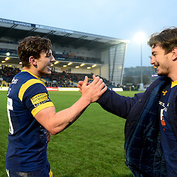 Worcester Warriors v Saracens