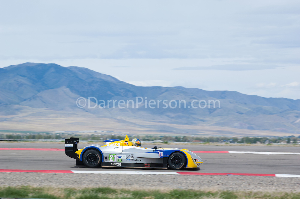 #21 Comprent Motorsports Cooper Tires Prototype Lite: Charlie Shears