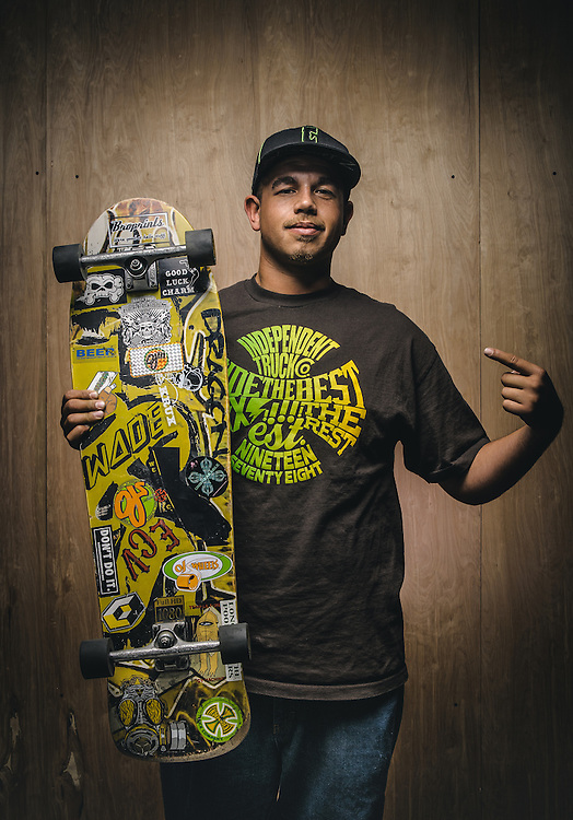 Ryan Wade, skater | Board Rescue