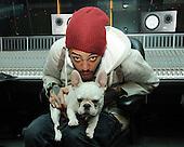 1/8/2010 - T-Pain and Travis McCoy - Hit Factory Studio Miami