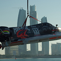 Abu Dhabi Power boat F1H2O
