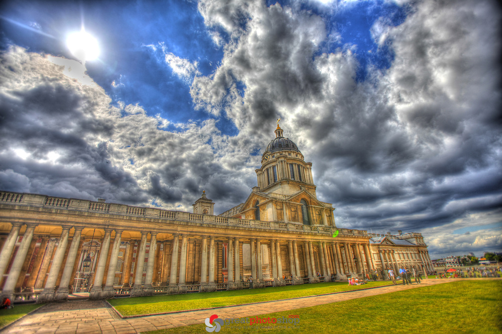 Great places of the world England HDR Haim Srur 39 s Photography