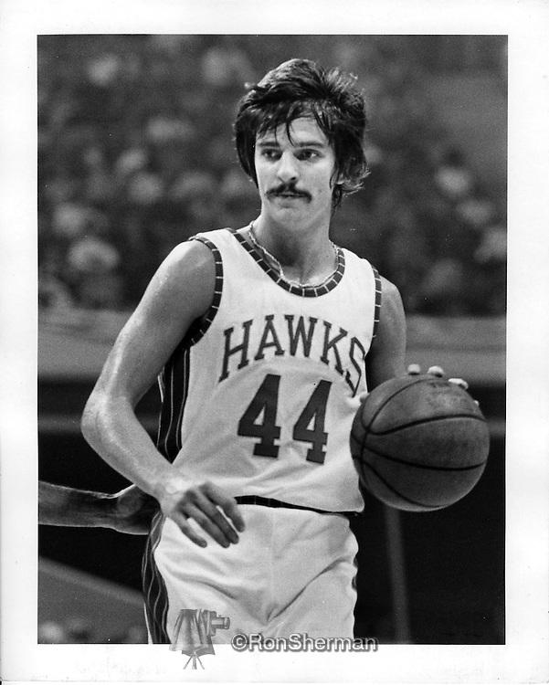 Atlanta Hawks Pete Maravich 72101502#25 | Ron Sherman