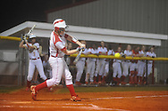 Lafayette High vs. Center Hill in high school softball action in Oxford, Miss. on Tuesday, April 5, 2011.