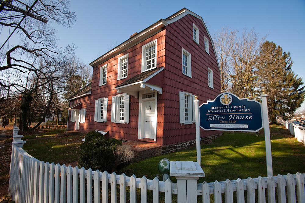 The Allen House Shrewsbury Nj Michael J Treola Photography