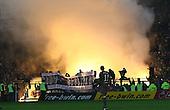 German football violence
