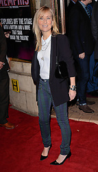 Fiona Phillips attends Memphis Press Night at The Shaftesbury Theatre, Shaftesbury Avenue, London on Thursday 23rd October 2014