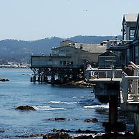 Visitors at the &amp;#xA;Monterey Bay Aquarium California United States&amp;#xA;&copy; KIKE CALVO - V&amp;W&amp;#xA;<br />