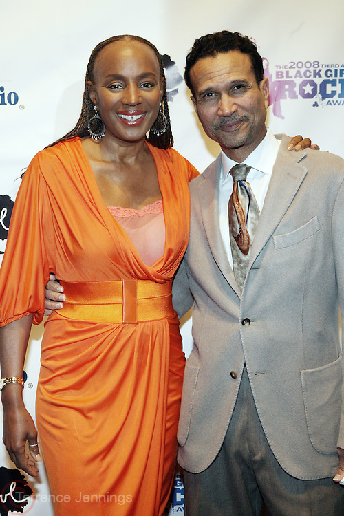 l to r: Susan L. Taylor and Khephra Burns at The 3rd Annual Black Girls Rock Awards held at the Rose Building at Lincoln Center in New York City on November 2, 2008..BLACK GIRLS ROCK! Inc. is a 501 (c)(3) nonprofit, youth empowerment mentoring organization established for young women of color.  Proceeds from ticket sales will benefit BLACK GIRLS ROCK! Inc.?s mission to empower young women of color via the arts.  All contributions are tax deductible to the extent allowed by