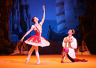 Bolshoi Ballet at the English National Opera.