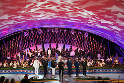 The Joint Chiefs of Staff honored at the 2014 National Memorial Day Concert in Washington, D.C.