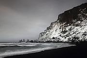 Vík beach in Southern Iceland
