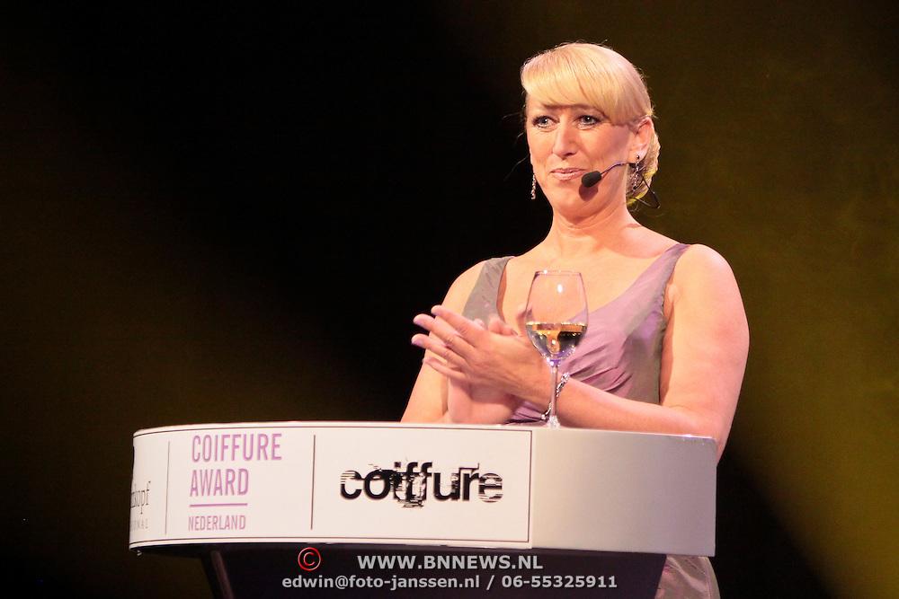 NLD/Amsterdam/20110515 - Coiffure awards 2011, Laura van der Graaf