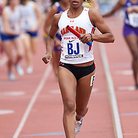 Ashley Cromartie of the <br />