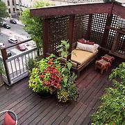 3rd Ave Brooklyn Rooftop Terrace