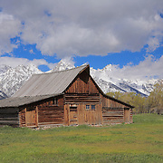 Grand Tetons - Mormon Row, WY