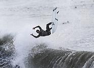 El Niño Brings High Surf Coast