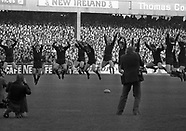 Ireland V New Zealand 1978