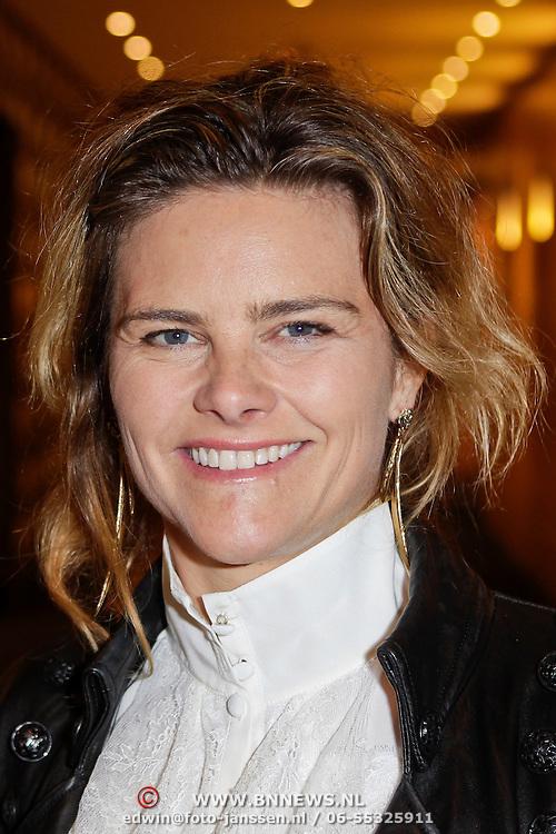 NLD/Amsterdam/20120310 - Modeshow Mart Visser 2012, Judith Wiersma