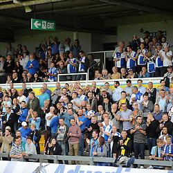 - Mandatory byline: Neil Brookman/JMP - 07966386802 - 11/08/2015 - FOOTBALL - Memorial Stadium -Bristol,England - Bristol Rovers v Birmingham City - Capital One Cup