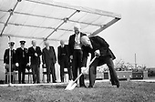 1962-07/06 Sod Cut for Science Building at UCD