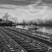 Hudson River near Linlithgo, NY