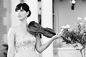Diamond Stings Violin Act - Melanie Cuthbertson