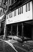 1967 Fire at Pigotts on Grafton