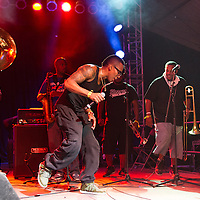 Pedrito Martinez Group with Stooges Brass Band