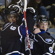 October 24, 2014 Victoria Royals vs. Vancouver Giants