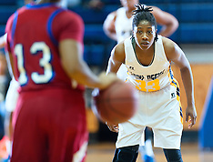 2014-15 A&T Basketball vs SC State