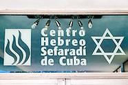 Centro Hebreo Sefradi de Cuba, Havana Vedado, Cuba.