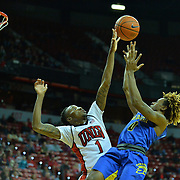 San Jose State vs. UNLV (02/11/17) - Getty Images
