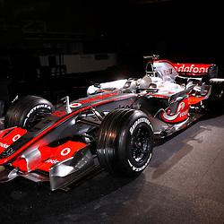 080107 Mercedes McLaren launch