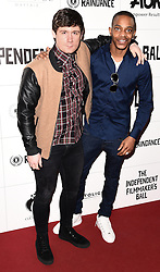 The Raindance Independent Filmmaker's Ball held at Cafe de Paris, Coventry Street, London on Wednesday 27 April 2016